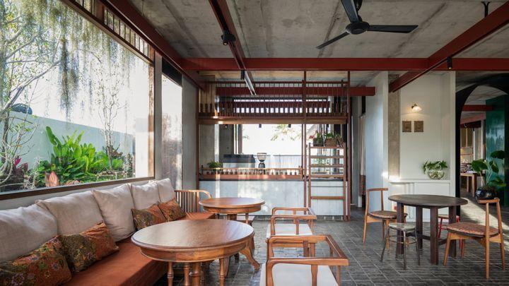 Hotel Gahn / Studio Locomotive