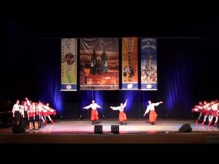 Дончанка - выступление в Праге