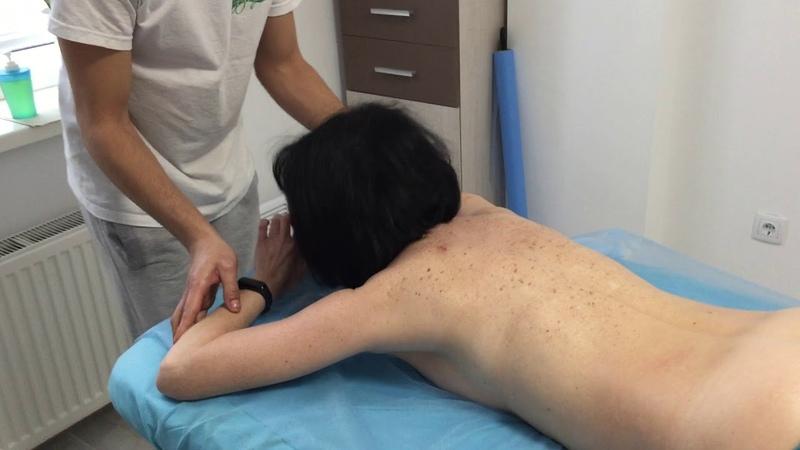 Массаж от боли в спине и шеи Massage for back and neck pain