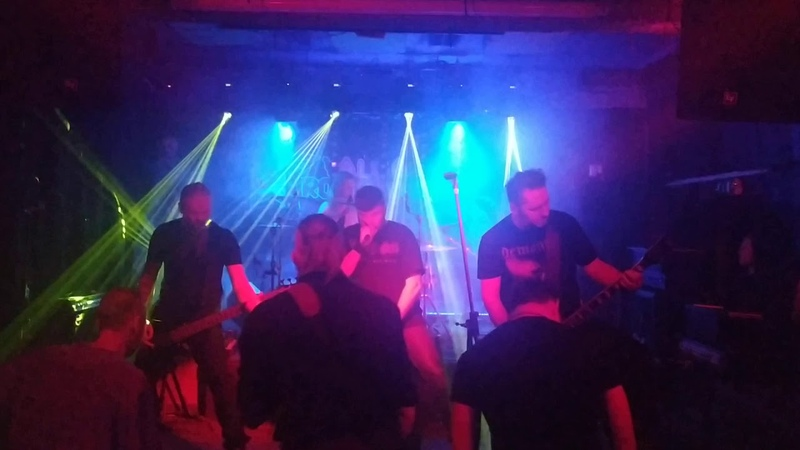 Aghor in Valga Rockiklubi 17 01 2020
