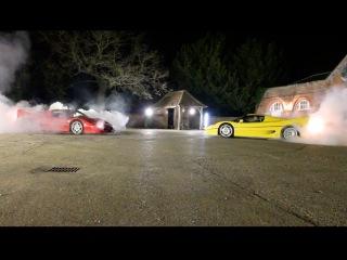 Ferrari F50 Showdown