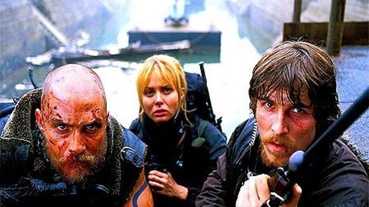 Власть огня HD(фантастика, фэнтези, боевик, триллер, приключения)2002