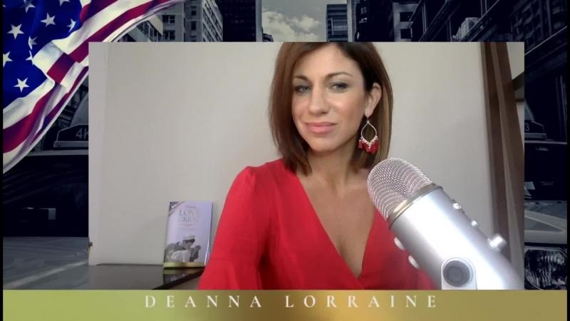 Ominous Op-Ed the Kavanaugh Circus | Make Love Great Again! with DeAnna Lorraine | Ep61