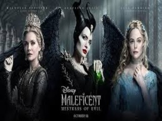 Beautiful action movie star Angelina Jolie in the legendary movie Maleficent  Mistress of Evi نجمة ا