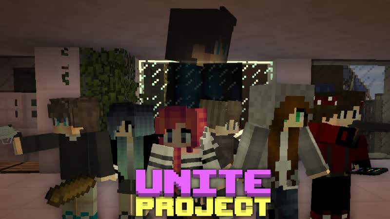 Unite Project 2 Полный OST первого акта Minecraft Map CustomNPC