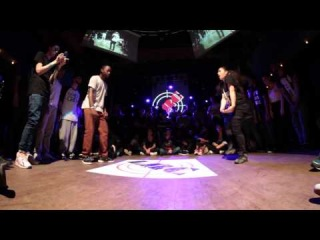ROYAL LRC - 1ER TOUR - PRINCE ( BADNESS )  VS NALA ( CRIMINALZ )