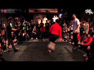 Row Family vs Cho & Zebra / Final / Rockin Sensation Vol.6 /