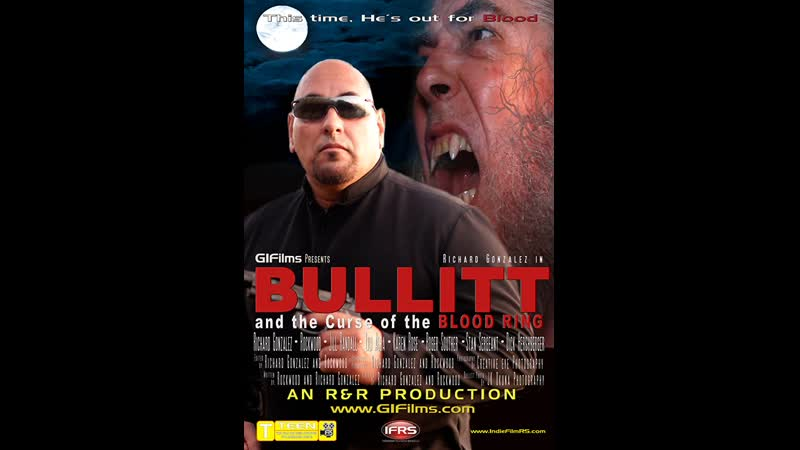 Bullitt and the Curse of the Blood Ring 2014