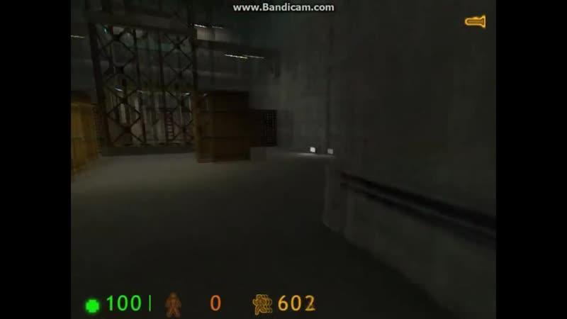 Half Life Hazard Course speedrun 2 48 sv airaccelerate 100 by Artjom TJ