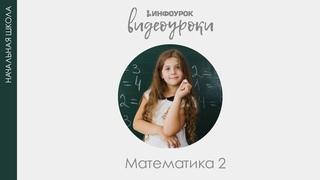 Письменное сложение двузначных чисел без перехода через десяток   Математика 2 класс #22   Инфоурок