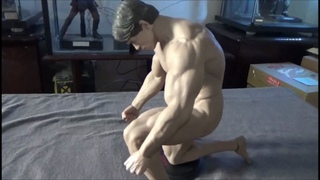 T.B. League (Phicen) 1/6 Scale M35 Male Seamless Muscular Body
