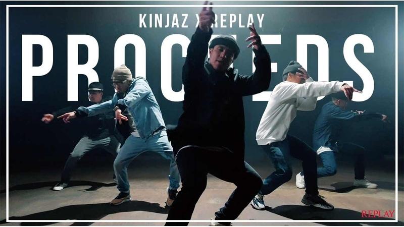 Kinjaz X Replay | Proceeds