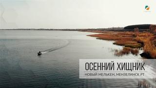 ЩУЧИЙ ЖОР ОСЕНЬЮ, Татарстан Новый Мелькен