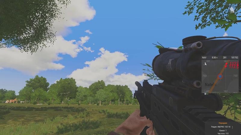 Такие обычные игры l Arma 3 l СквадГамес