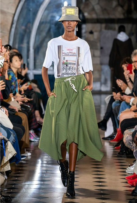 Самые модные юбки лета 2020, изображение №3