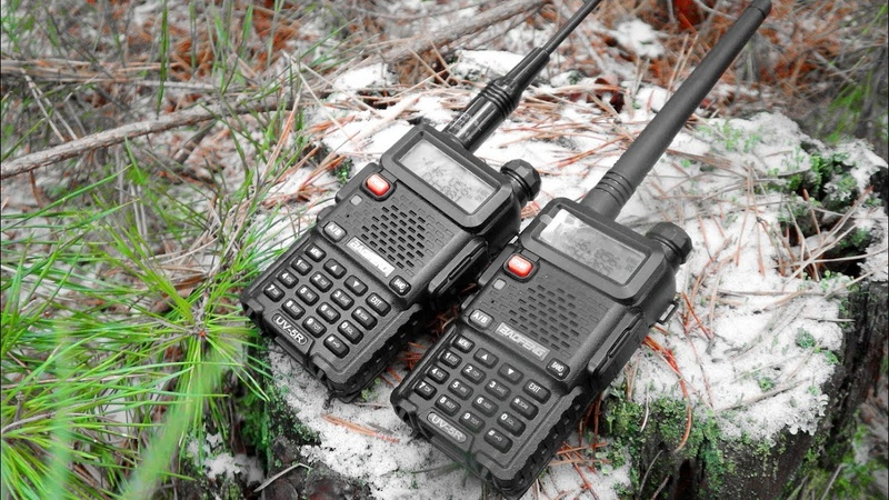 Тест радиостанций BAOFENG UV5R Nagoya NA-771