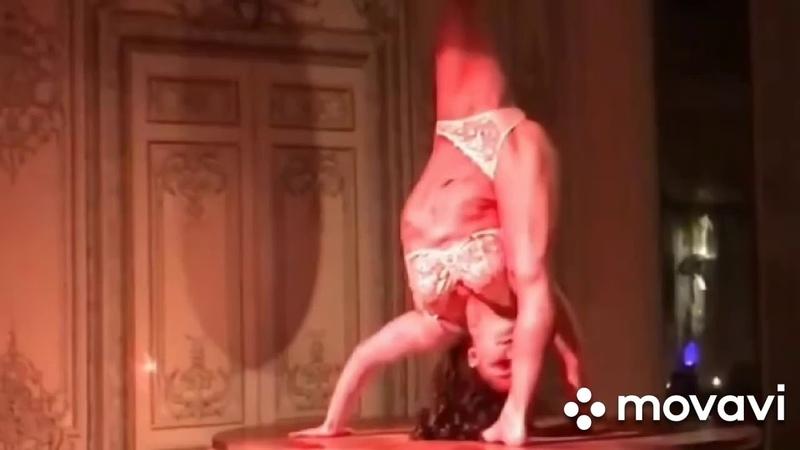Contortion acrobatics cabaret circus