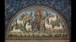 Христианские символы. Урок 2. Добрый пастырь
