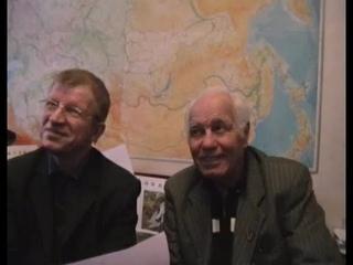Перевал Дятлова беседа с поисковиком Сюникаевым Х.Ф   год