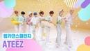 [엠카 댄스 챌린지 풀버전] ATEEZ(에이티즈) ♬ Touch my body ♬