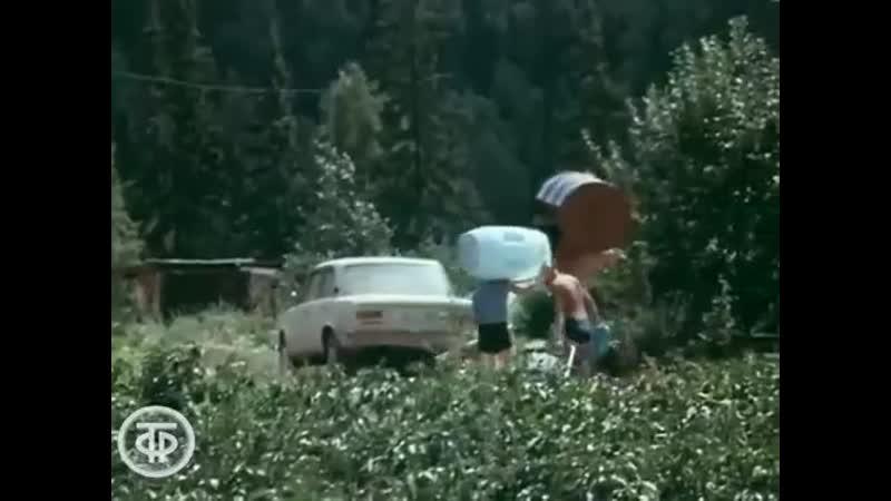 Во саду ли в огороде 1988 год Д Ф
