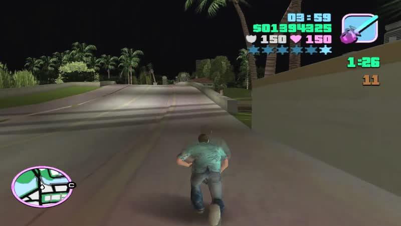 GTA Vice City Жажда смерти 27