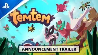 Temtem - Announce Trailer | PS5