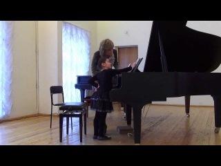"""Педагог-музыкант"" 2013. Ефимова Ольга Владимировна"