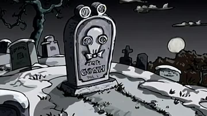 Ленор: маленькая мертвая девочка - эпизод 18