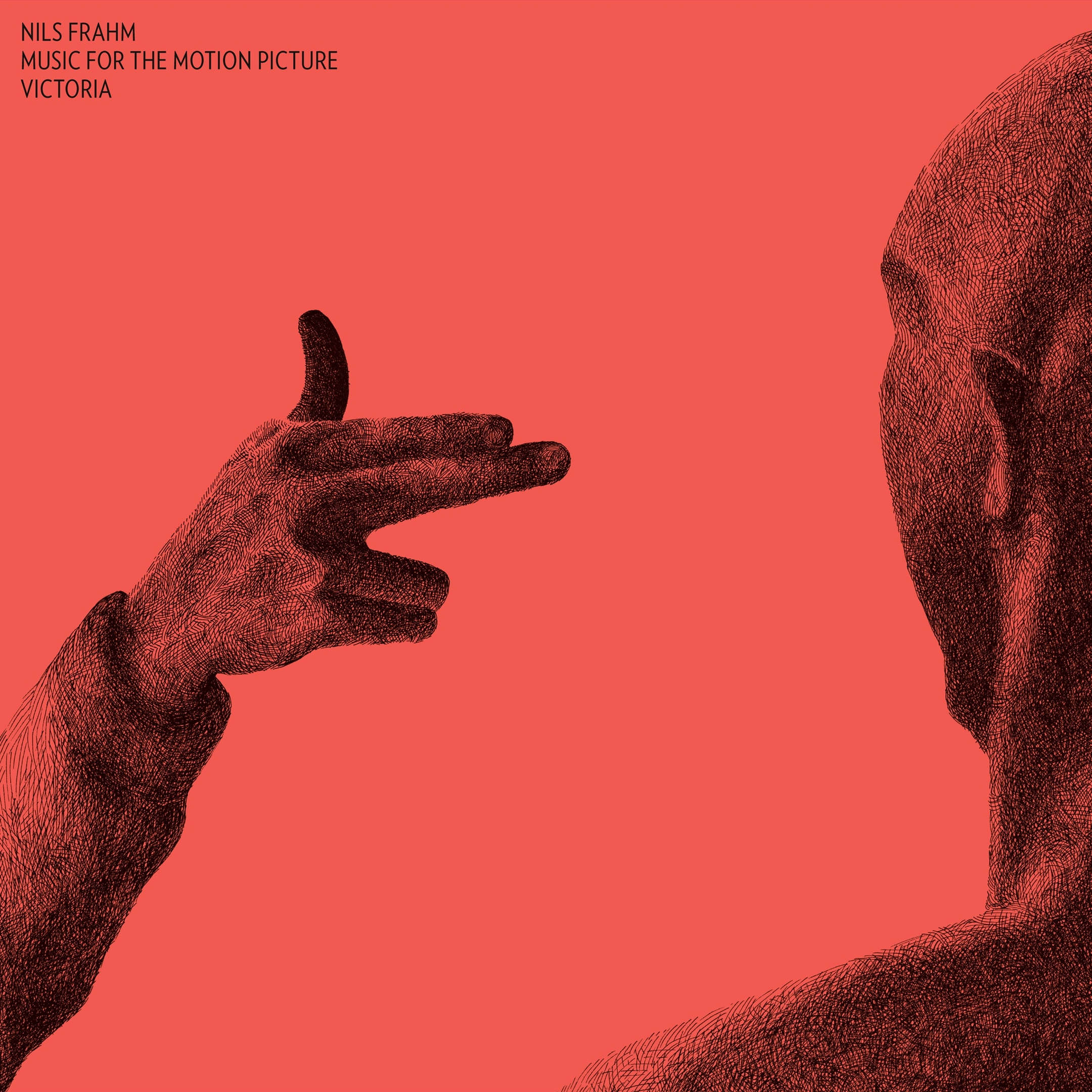 nils frahm album Music for the Motion Picture Victoria