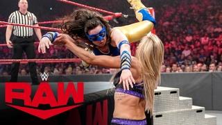 Nikki . vs. Charlotte Flair: Raw, July 26, 2021