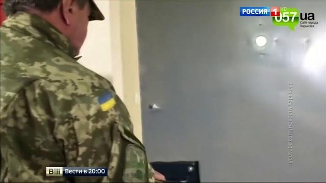 Вести в 20 00 Узников тайных тюрем СБУ избивают и пытают