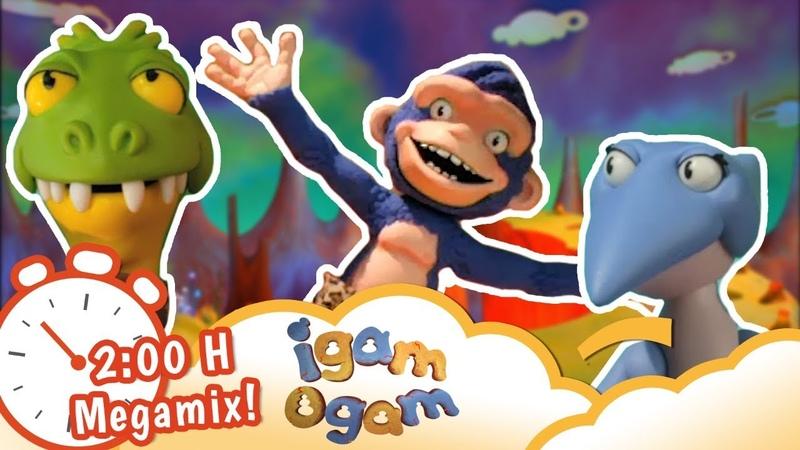 Igam Ogam Extra Long Episode 1 WikoKiko Kids TV
