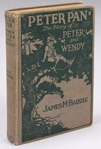 «Питер Пэн», издание 1911 года