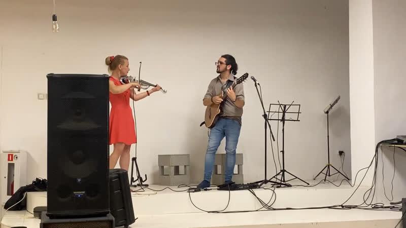 *Теория Струн* Al Di Meola Mediterranean sundance cover