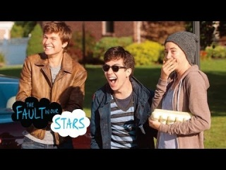 The Fault in Our Stars | Hazel, Gus and Issac Egging | Clip HD