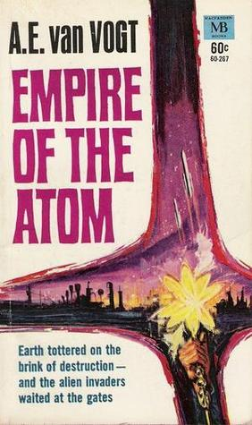 Empire of the Atom (The Mutant Mage #1) - A.E. van Vogt