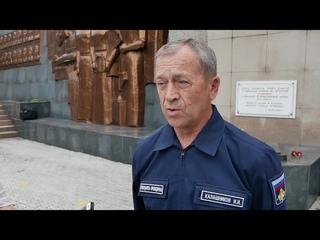 Чтобы помнили и гордились. В Улан-Удэ встретили участников экспедиции «Трудовая доблесть России»