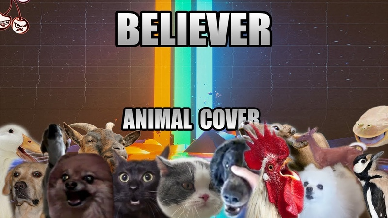 Imagine Dragons Believer Animal Cover