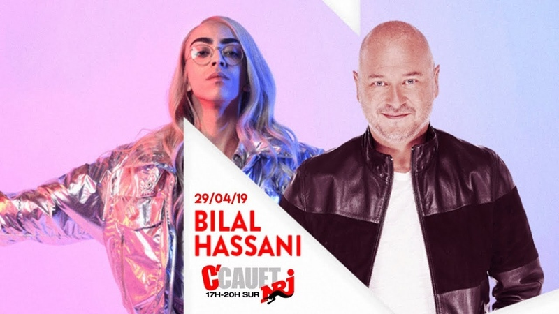Bilal Hassani - Jaloux (Live at CCauet on NRJ) Avril 2019