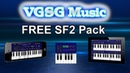 VGSGs FREE SF2 Pack for iOS BS-16i - Overview