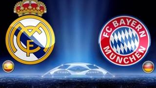 Обзор Матча HD Реал Мадрид – Бавария 4:2