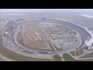 Chopper camera - Texas - Round 34 - 2020 NASCAR Cup Series