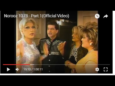Persian New Year Show Norooz 1378 - Part 1(Official Video)