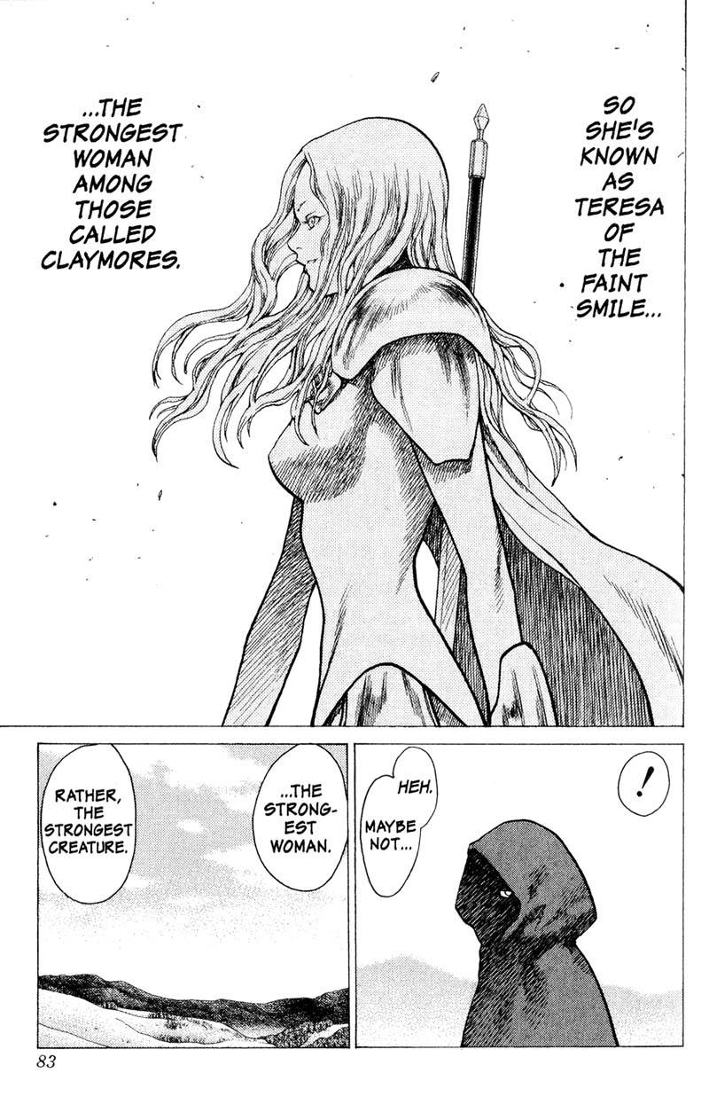 Claymore, Chapter 12, image #12