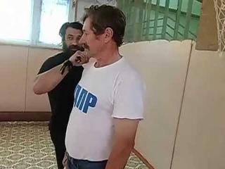 СМИ СП СКВРиЗ  работа с шашкой Ратибор Бартош