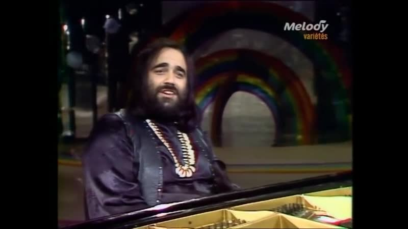Demis Roussos From Souvenirs To Souvenirs 1975 High Quality
