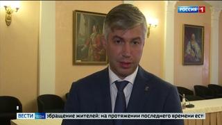 Глава администрации Ростова встретился с инициативной группой жителей микрорайона Суворовский