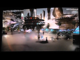 """Killzone: Shadow Fall - демонстрация технологии """"Трассировки лучей"""""""