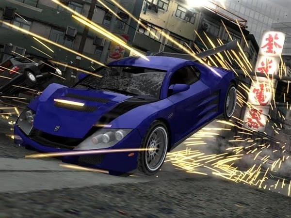 Burnout Revenge!! Signature Takedowns! Xbox 360! Gold medal racing! part 5